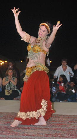 Belly Dancer - July 2013