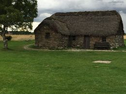 Culloden Battlefield , Raj - August 2015