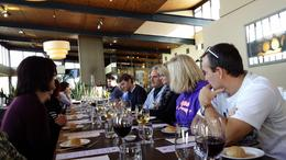 lunch at Balgownie Estate , josdp - July 2014