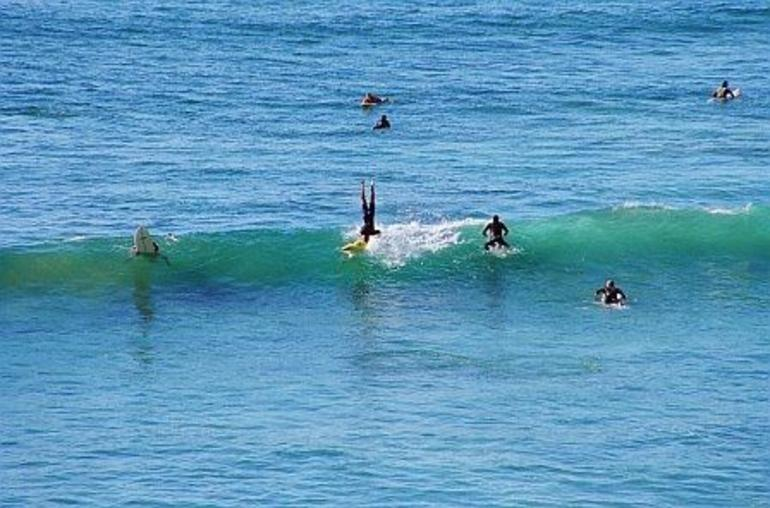 Bell's Beach surfers - Melbourne