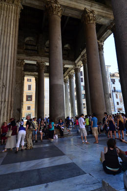 The Pantheon, Jeff - July 2013