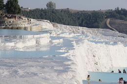 Calcium Terraces Pamukkale , Henrik H - November 2015