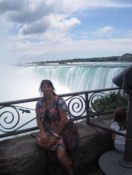 Niagara Falls and I! , Soraya N - July 2015