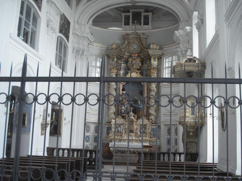 Chapel at Nymphenburg Palace - Munich