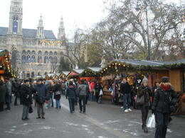 Christmas Market in Munich. I can still taste the Gluwein! Warms you right down to your toes!!!! , Jill - January 2011