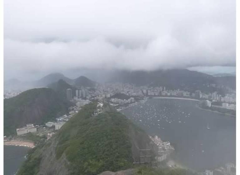 From Sugarloaf - Rio de Janeiro