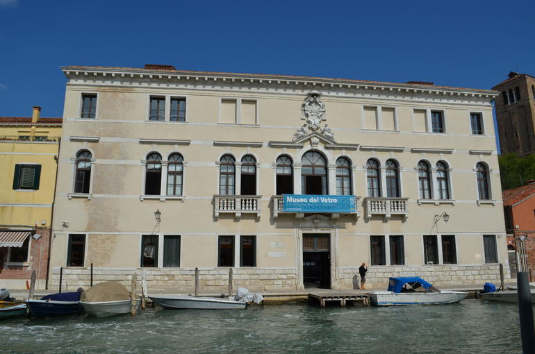 Glass Museum. Museum del Vetro - Venice