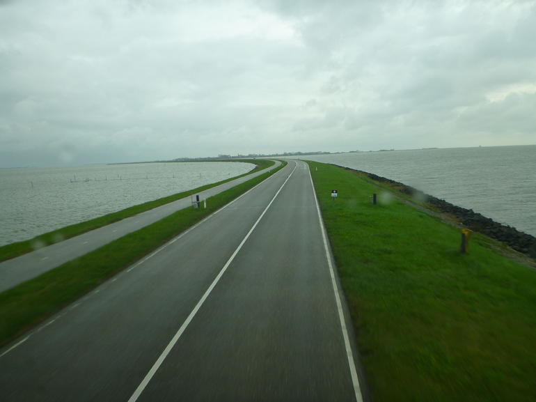 Highway to Marken - Amsterdam