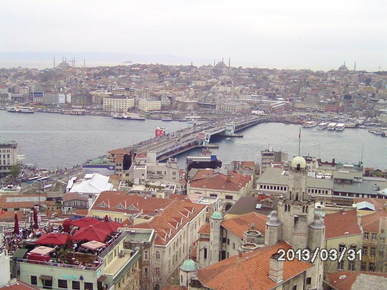 Istanbul - Goldenes Horn - Istanbul