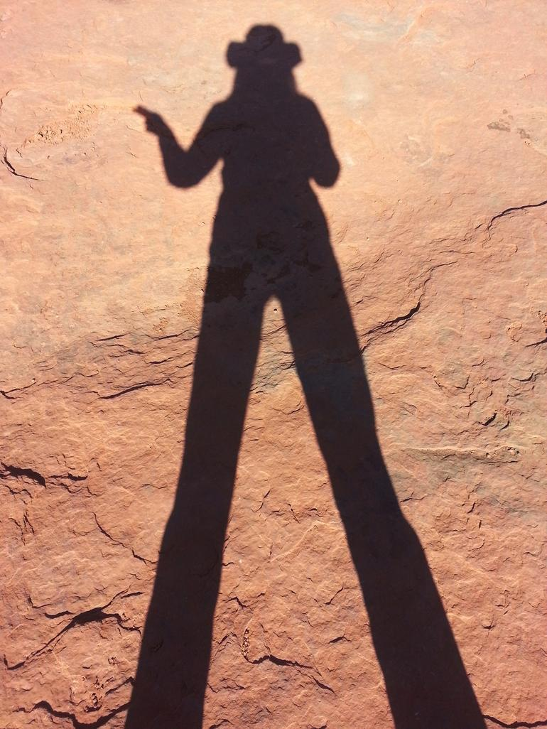 Long-legged buckaroo - Sedona