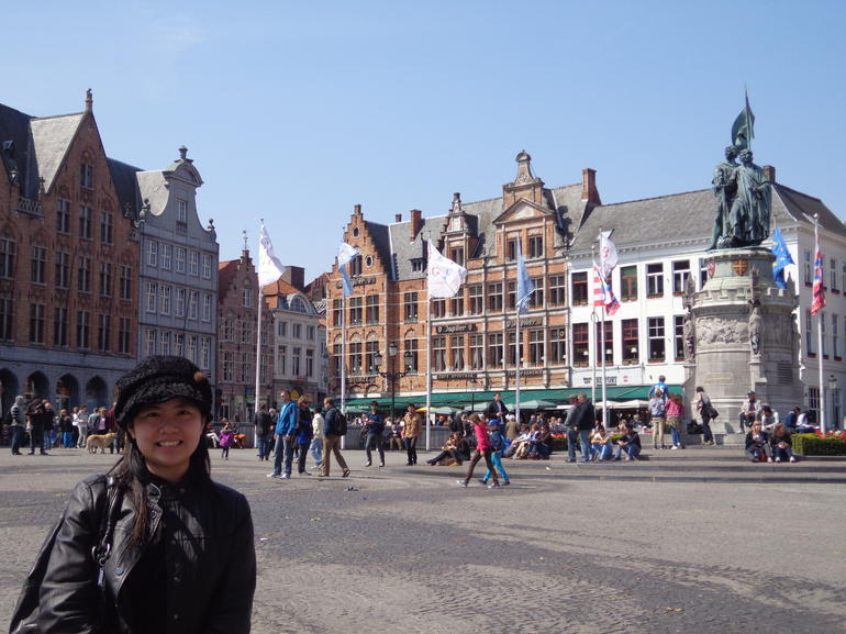 main square - Amsterdam