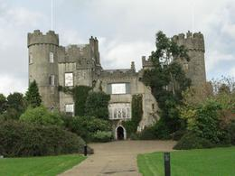 Full view of Malahide Castle, Ireland., Marsha W - October 2009