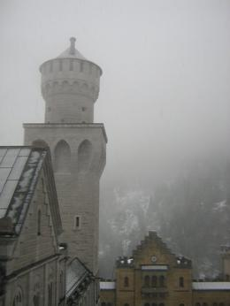 From inside the castle., Joseph S - January 2008