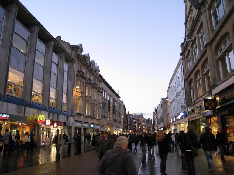 Oxford street - London