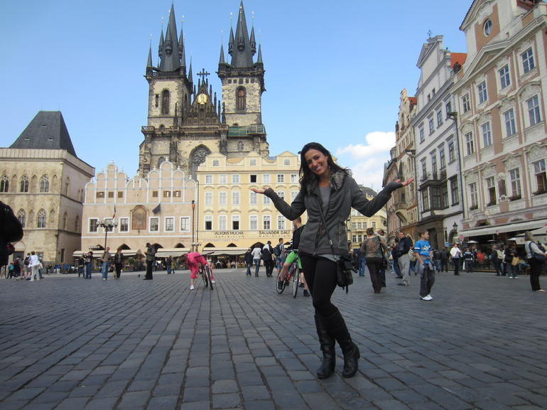Prague Old Town Square - Prague