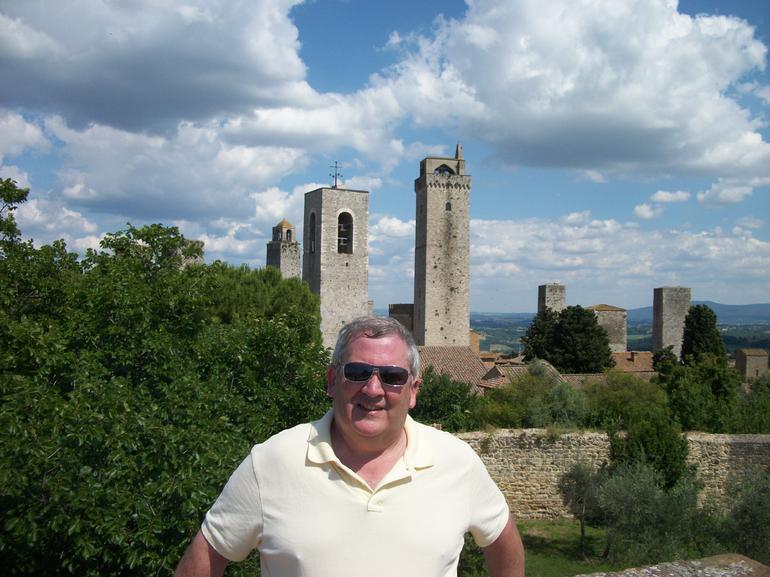 San Gimignano, Tuscany - Florence