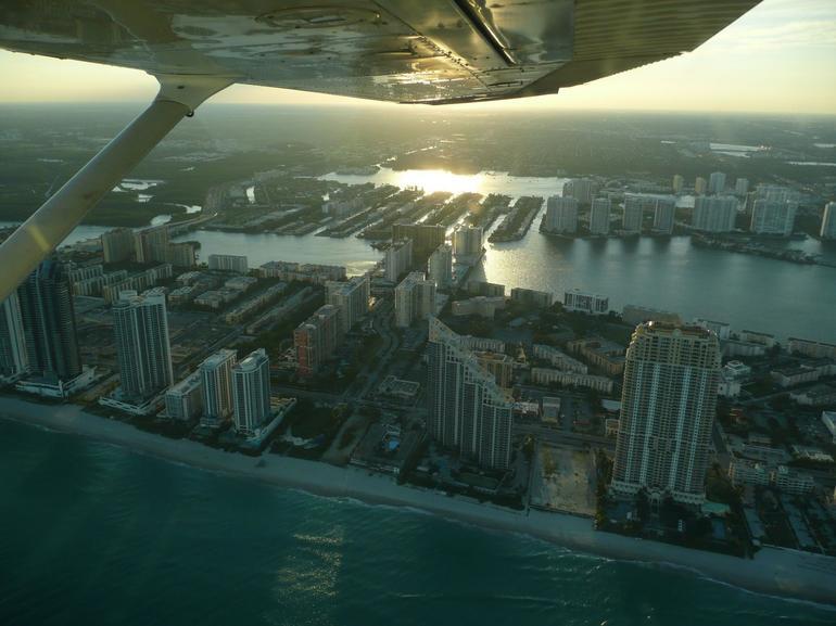 South Beach Miami from Air Tour - Miami