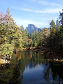 On a two mile loop in Yosemite valley , Colleen E - November 2014