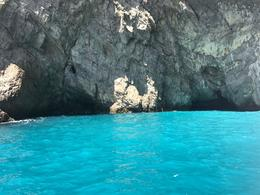 Think this was the green grotto regardless, that water is incredible , kristie g - May 2017