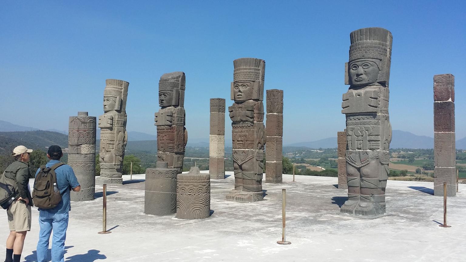 MAIS FOTOS, Excursão privada: viagem diurna em Tula e Tepotzotlan saindo da Cidade do México