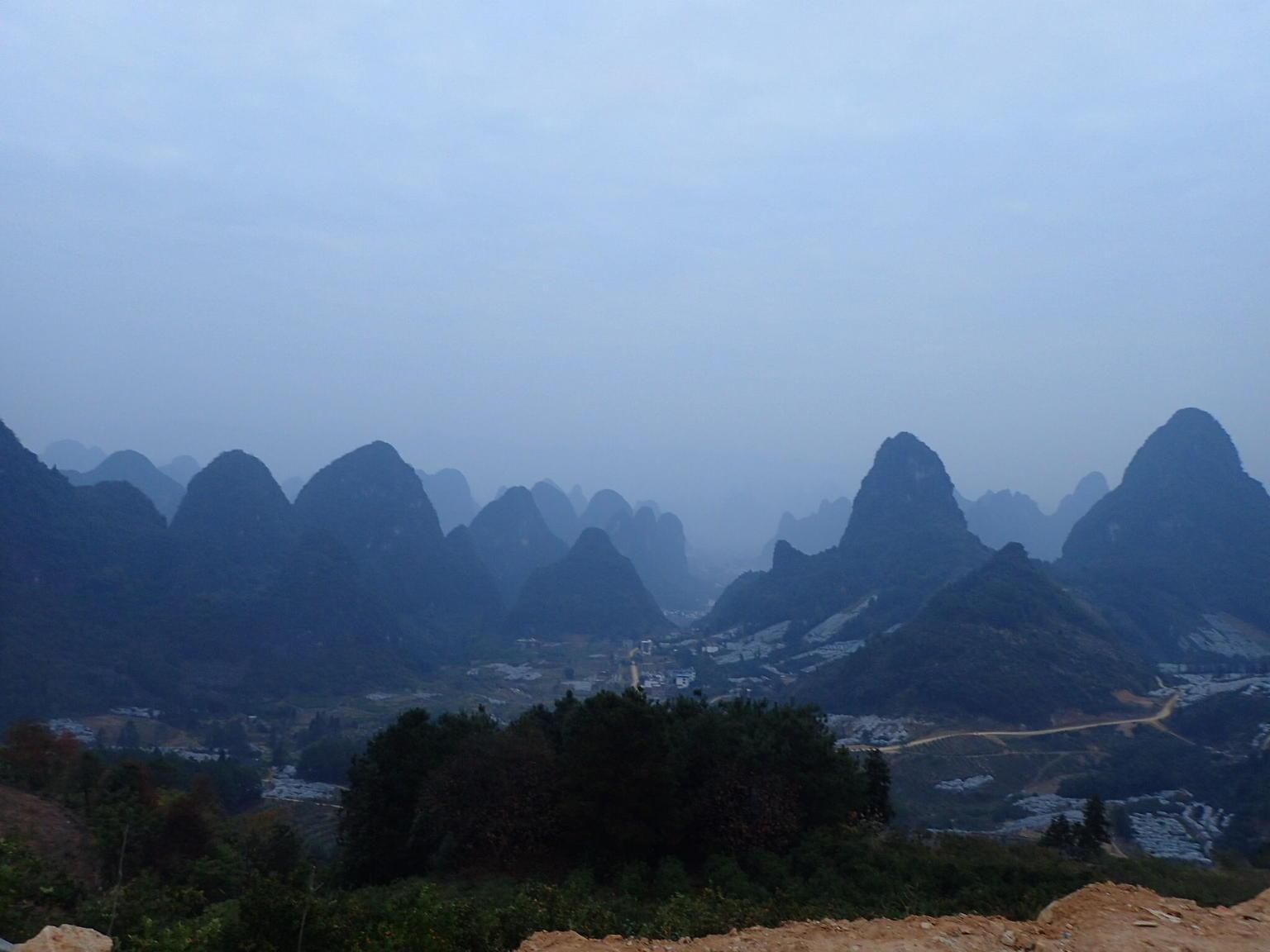 MÁS FOTOS, Full/Half-Day Yangshuo Xianggong Mountain Sunrsie Private Tour