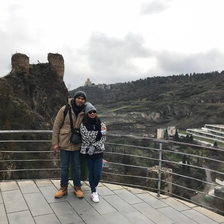 Tbilisi Walking Tour with Cable Cars, Wine Tasting and Traditional Bakery photo 10