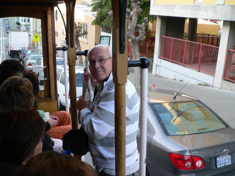 Cable Car Ride - San Francisco