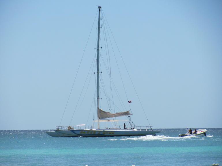 Catamaran - Punta Cana