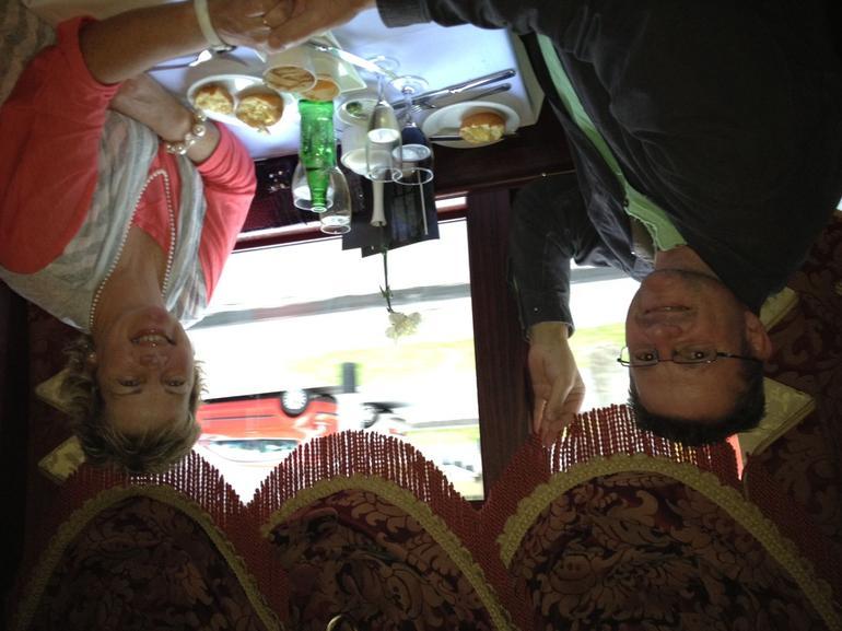 Colonial Tramcar Restaurant - Melbourne