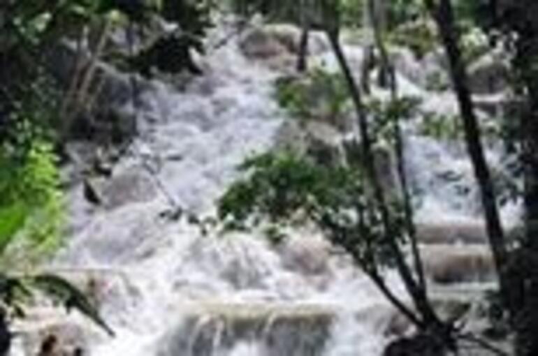 Dunn's River Falls - Ocho Rios