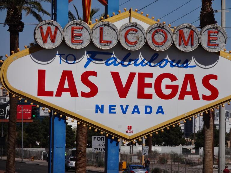 Entrée de Las Vegas !! - Las Vegas