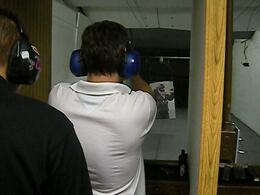 Las Vegas Gun Store and Firing Range, JennyC - October 2011