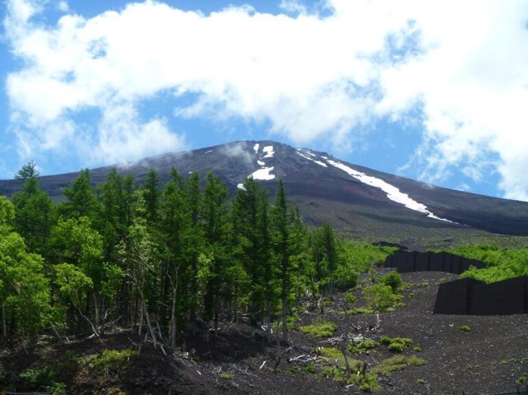 Mount Fuji July 2010 - Tokyo