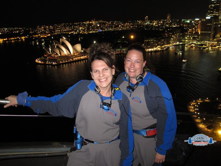 Night BridgeClimb - Sydney