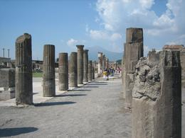 My grandfather took the same picture in 1905, using a stereoscopic camera. So, for me it is two historical meanings., Lennart B - September 2008