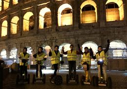 Small group tour by Rome by Segway! Gabriel is the best guide! , Paul D - November 2015