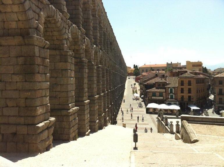 Segovia Aqueduct - Madrid