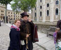 Learned so much about Sir Walter Raleigh and the history of the tower, fantastic! , Thomas B - August 2016