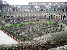 The other side of the great Roman Empire., Sital D - November 2008