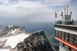 The Austrian Side of Zugspitze , Sachin P - August 2013