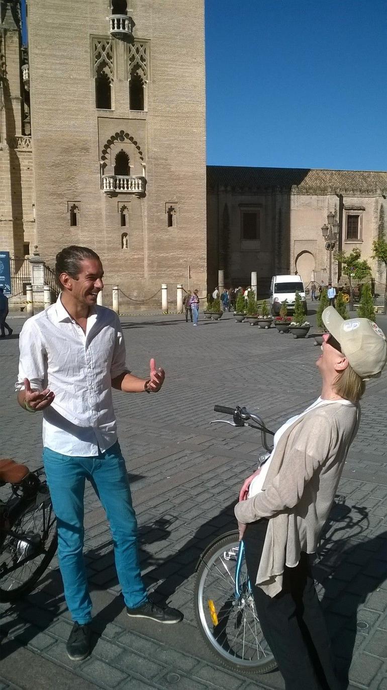 What a laugh! - Seville