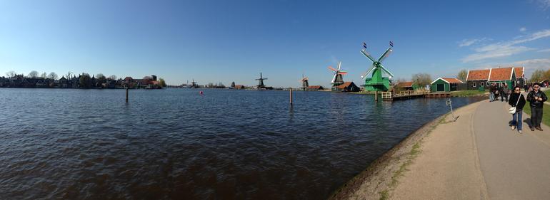 Windmills - Zaanse Schans - Amsterdam