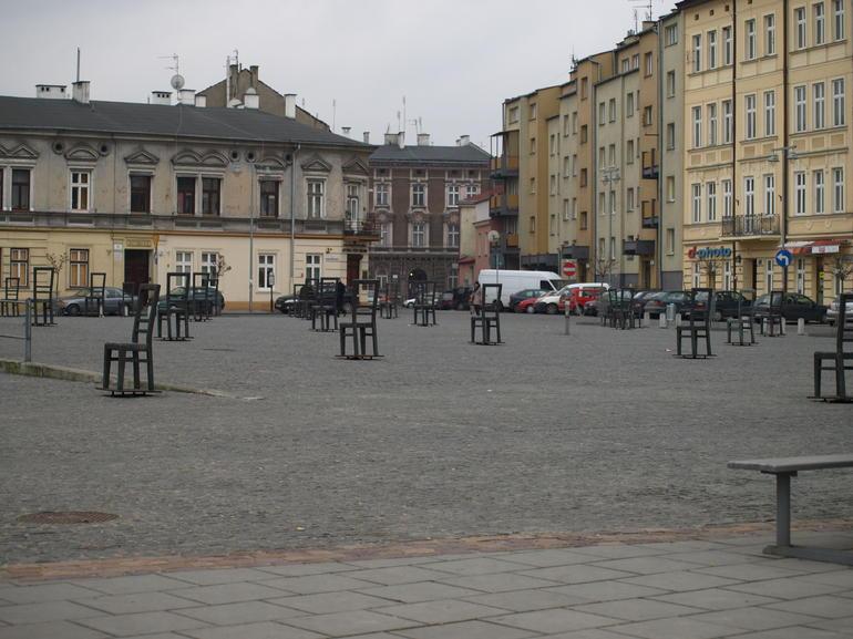 Zgody Square, Krakow -