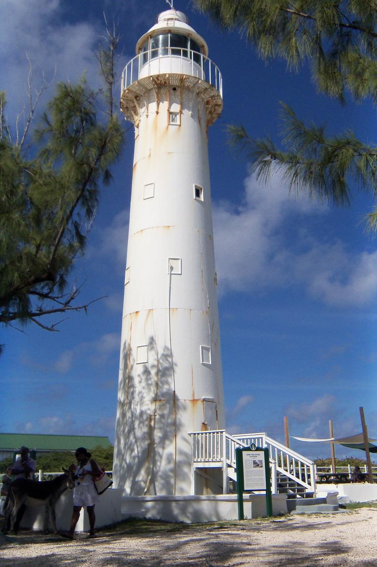 Grand Turk Historical Sightseeing Tour by Tram