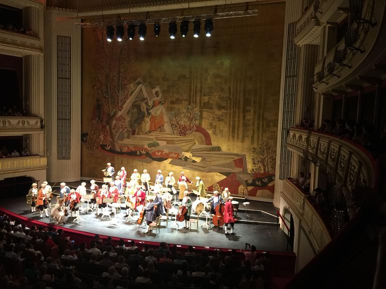 Vienna State Opera House Mozart Concert in Historical Costumes photo 10