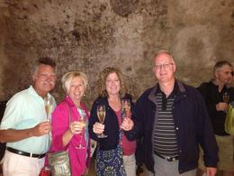 Tasting at Moet Chandon , Penny E - July 2013
