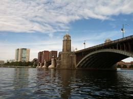 Charles River view , Sandy Y - October 2012