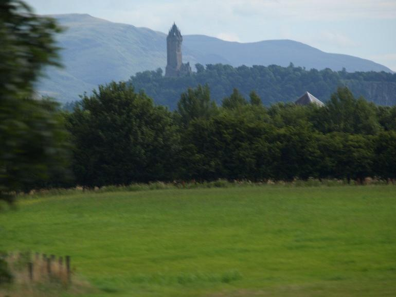 Close to Stirling Castle - Edinburgh