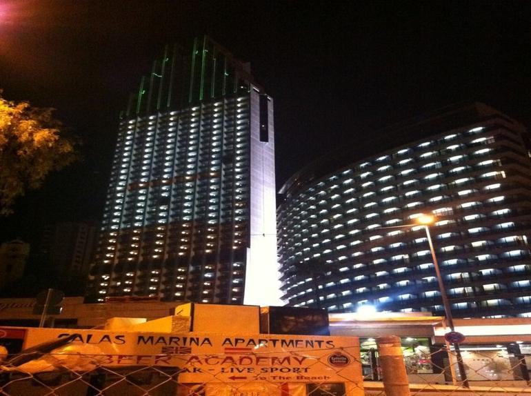 gran bali hotel -