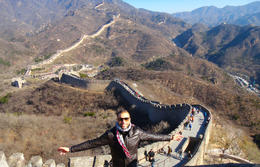 Great Wall of China , Charbel N - November 2014